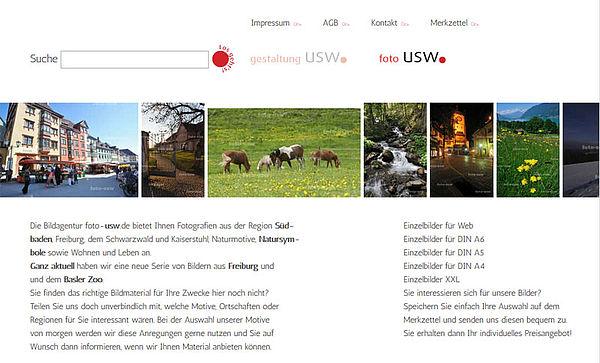 www.foto-usw.de - Bildarchiv mit Stichwortsuche